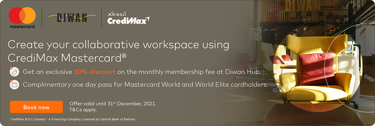 Mastercard and Diwan Hub Offer