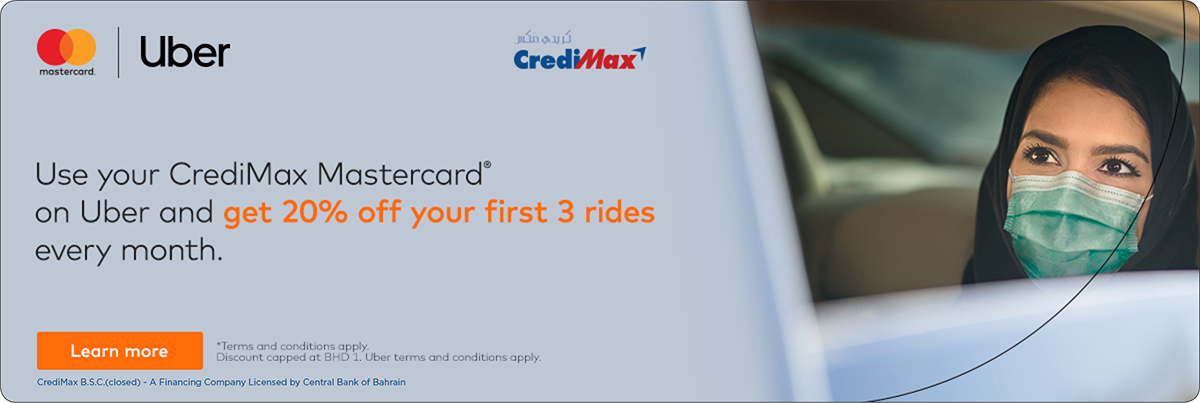 Mastercard and Uber Offer
